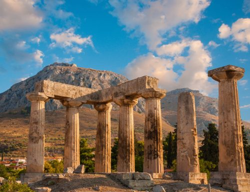 A half day tour to Corinth
