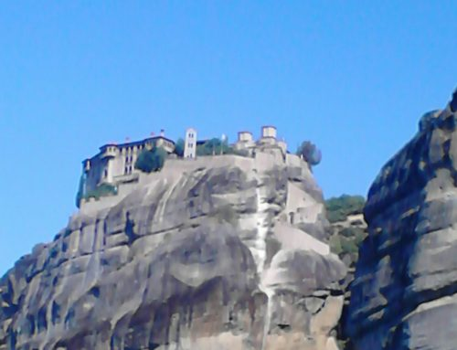 A two days tour to delfi – Kalambaka Meteora