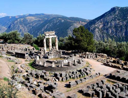 A Two day tour to delfi-olympia