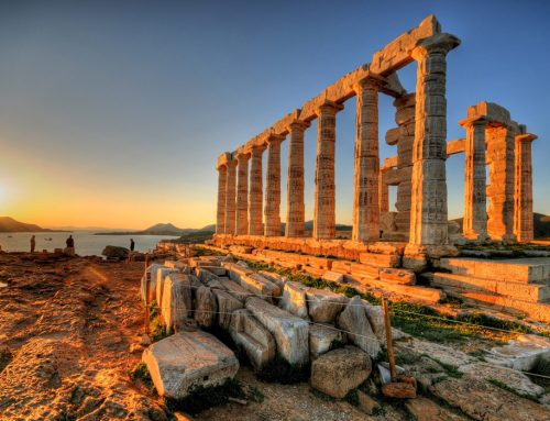 A half day tour to Cape Sounion